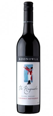 2014 Koonowla The Ringmaster Cabernet Sauvignon Clare Valley