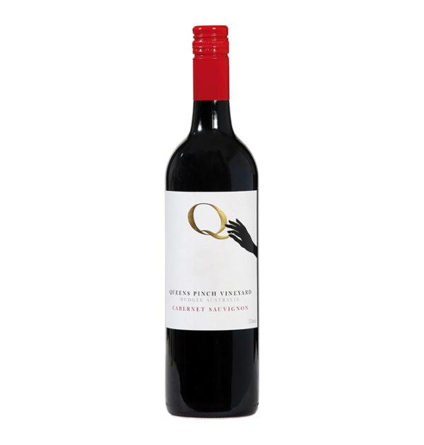 2016 Queens Pinch Vineyard Cabernet Sauvignon Mudgee