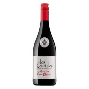 2018 Les Courtilles Cotes Du Rhone France