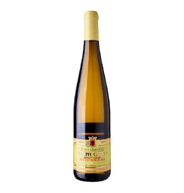 2017 Joseph Cattin Grand Cru Pinot Gris Hatschbourg Alsace