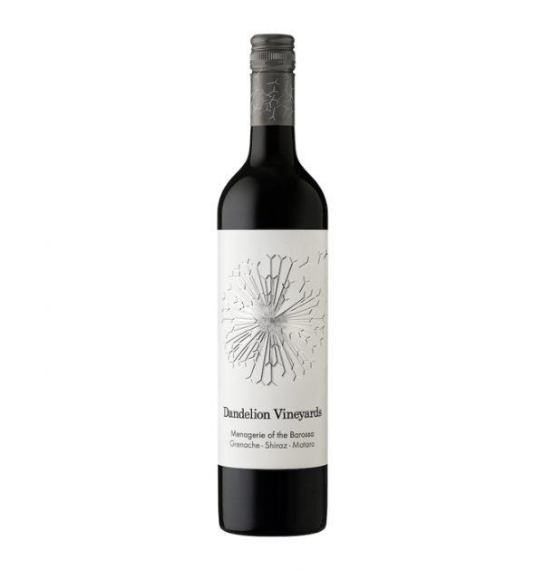2018 Dandelion Vineyards Menagerie of the Barossa GSM Barossa Valley