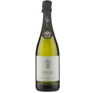 2018 Moppity Lock & Key Sparkling Chardonnay Pinot Noir Tumbarumba