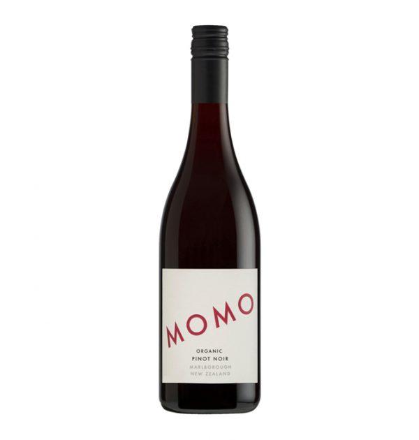 2019 Momo Organic Pinot Noir Marlborough