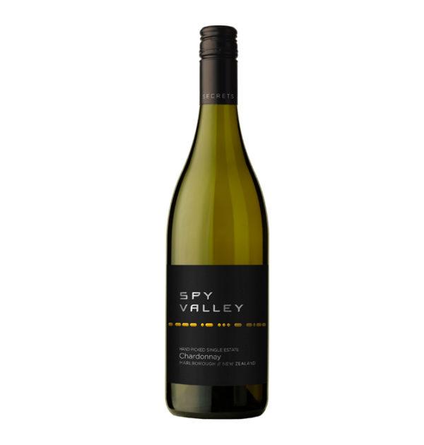 2017 Spy Valley Chardonnay Marlborough
