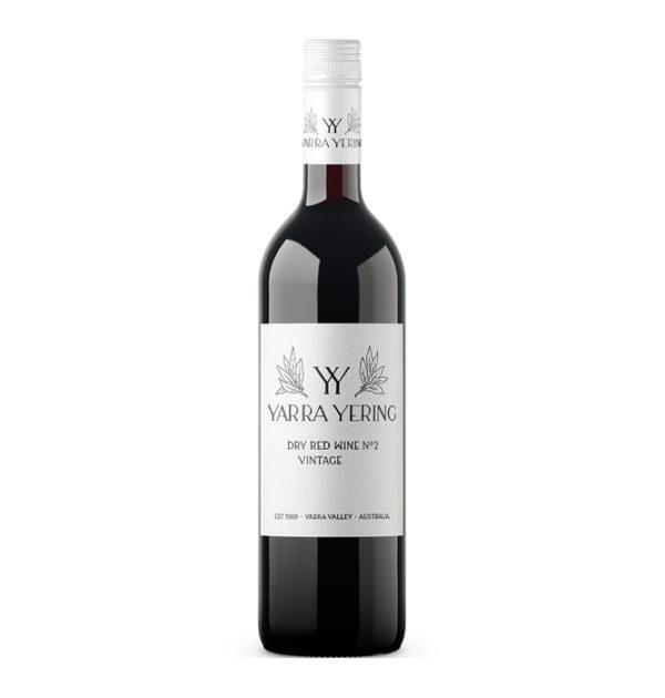 2015 Yarra Yering Dry Red Wine No. 2 Yarra Valley