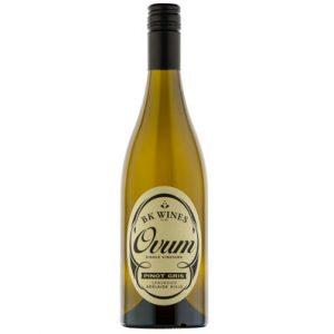 2016 BK Wines Ovum Pinot Gris Adelaide Hills