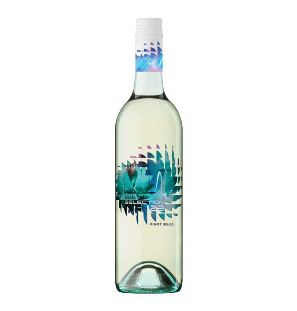 2019 Zilzie Wines Selection 23 Pinot Grigio Murray Darling
