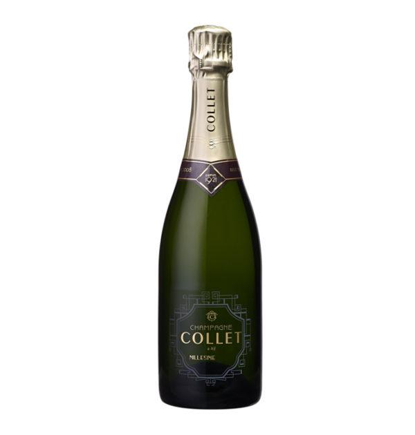 2008 Champagne Collet Brut Millesime Ay France