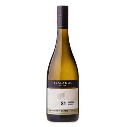 2018 Yealands Estate Single Block S1 Sauvignon Blanc Marlborough