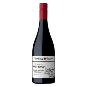 2015 Rolf Binder Bull's Blood Shiraz Mataro Pressings Barossa Valley