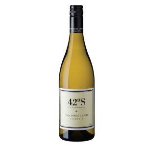 2020 42 Degrees South Pinot Grigio Tasmania