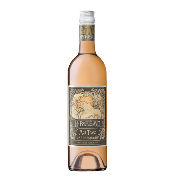 2019 De Bortoli La Boheme Act Two Dry Pinot Noir Rose Yarra Valley