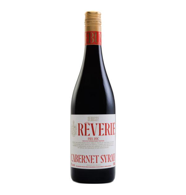 2018 Debussy Reverie Cabernet Syrah France