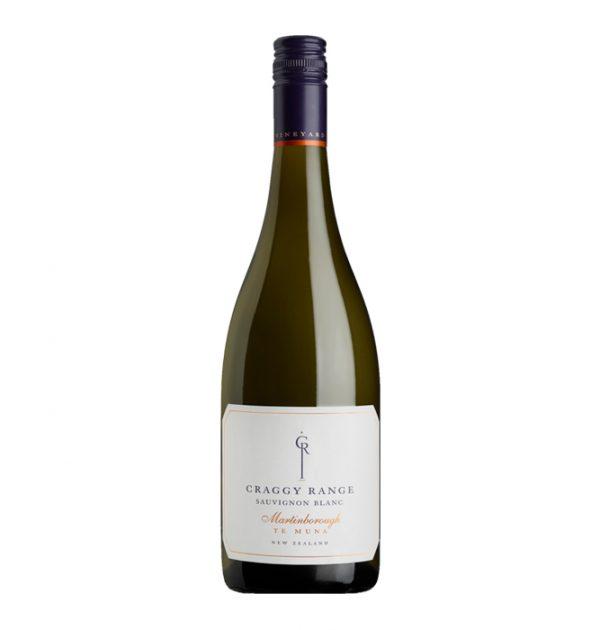 2020 Craggy Range Te Muna Road Vineyard Sauvignon Blanc Martinborough