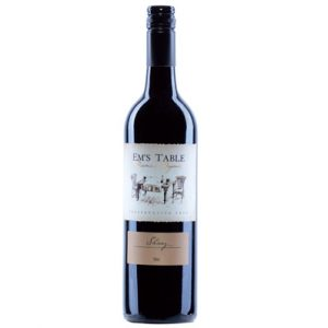 2015 Em's Table Shiraz Clare Valley