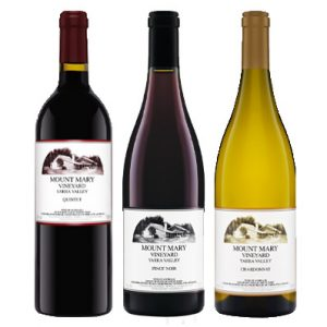 2016 Mount Mary Marvellous Masterclass 6 pack
