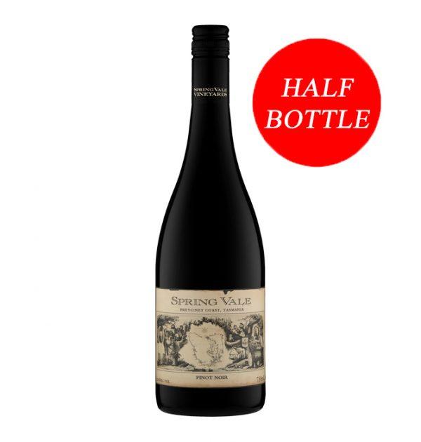 2018 Spring Vale Pinot Noir 375ml Tasmania