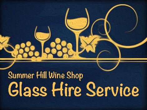 Wine Glass Hire Sydney
