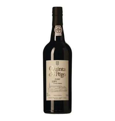 2012 Quinta do Pego Late Bottled Vintage Port Portugal