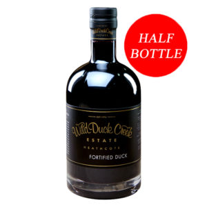 2016 Wild Duck Creek Estate Fortified Duck 375ml Heathcote