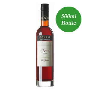Angove Rare Tawny 15 Years 500ml Riverland