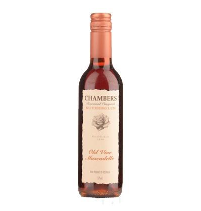 Chambers Rosewood Vineyards Old Vine Muscadelle 375ml Rutherglen