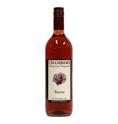 Chambers Rosewood Vineyards Tawny Rutherglen