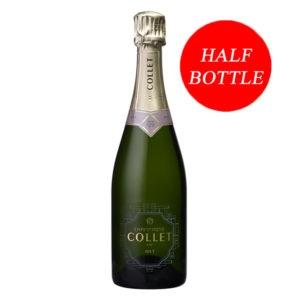 Champagne Collet Brut NV 375ml Ay France