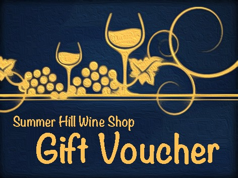 Summer Hill Wine Shop Gift Voucher
