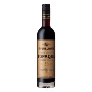 McWilliam's Show Reserve Topaque Limited Release 25 Year Old 500ml Riverina