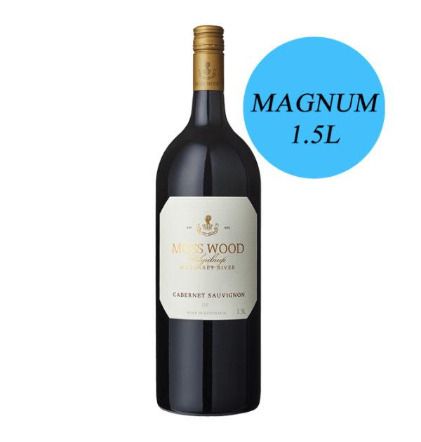 2018 Moss Wood Cabernet Sauvignon Magnum 1.5L Margaret River