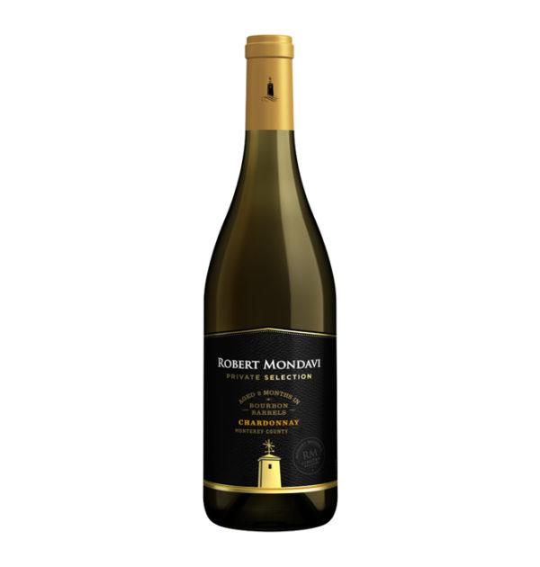 2019 Robert Mondavi Private Selection Bourbon Barrels Chardonnay California