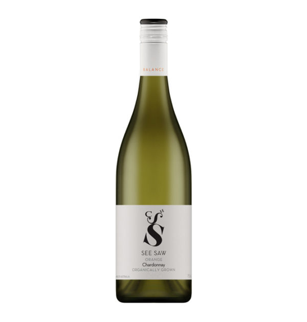 2019 See Saw Organic Chardonnay Orange