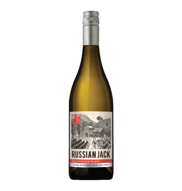 2020 Russian Jack Sauvignon Blanc Marlborough