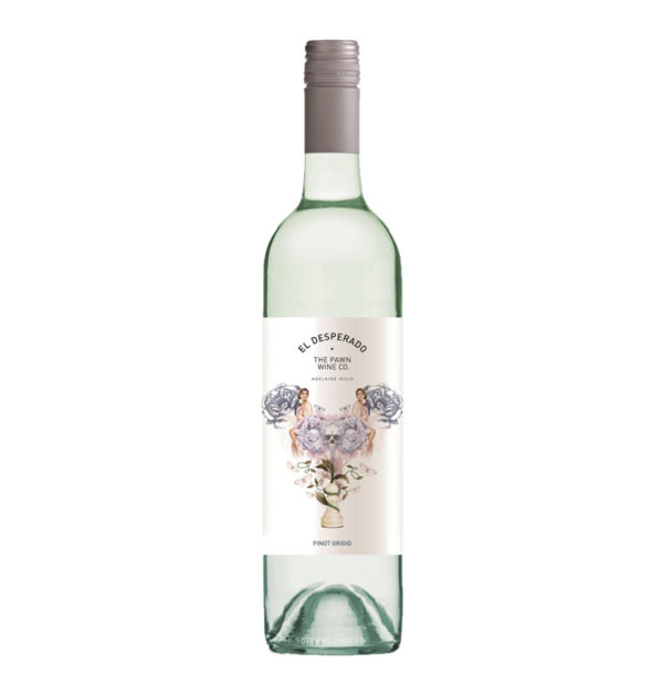 2019 The Pawn Wine Co El Desperado Pinot Grigio Adelaide Hills