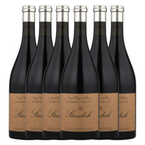 Standish Wine Co The Standish Shiraz Vertical 6 pack