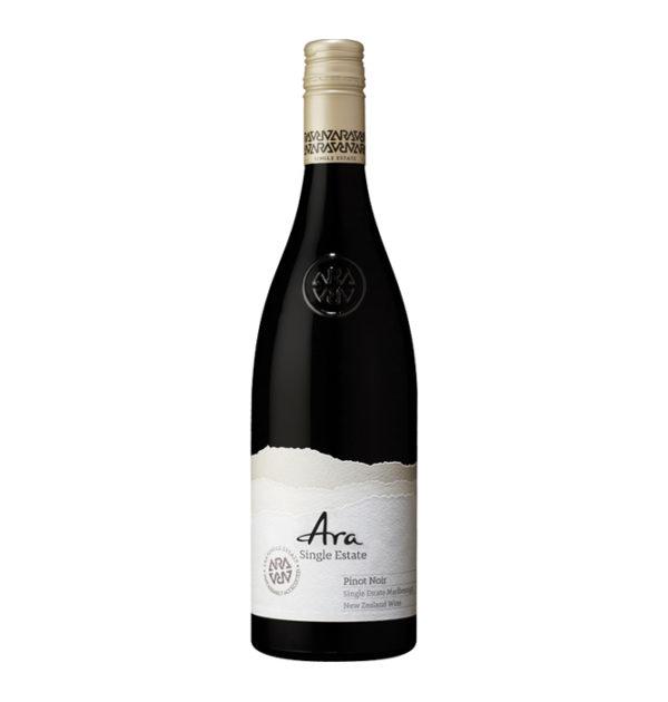 2019 Ara Single Estate Pinot Noir Marlborough