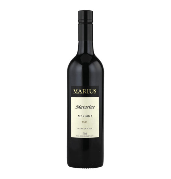 2017 Marius Matarius Mataro McLaren Vale