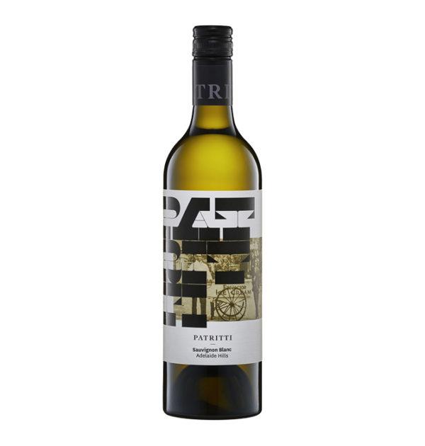 2020 Patritti Sauvignon Blanc Adelaide Hills