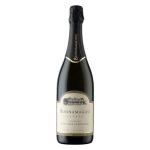 2015 Bunnamagoo Estate Sparkling Pinot Noir Chardonnay Central Ranges