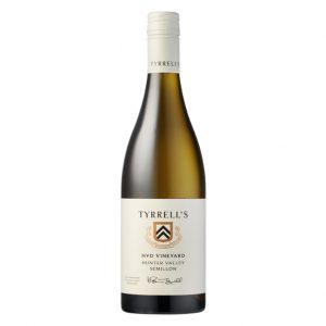 2015 Tyrrell's HVD Single Vineyard Semillon Hunter Valley
