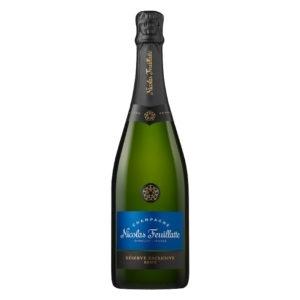 Nicolas Feuillatte Reserve Exclusive Brut Champagne France