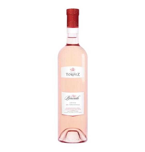 2019 Chevalier Torpez Petite Bravade Rose Cotes De Provence France