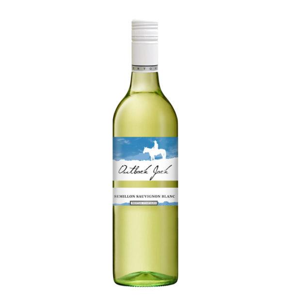 2020 Berton Vineyards Outback Jack Semillon Sauvignon Blanc South Eastern Australia