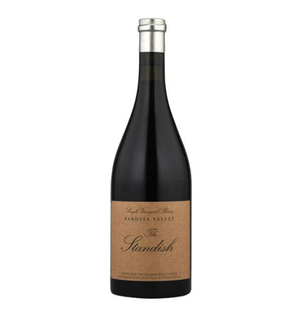 2018 Standish Wine Co The Standish Shiraz Barossa Valley