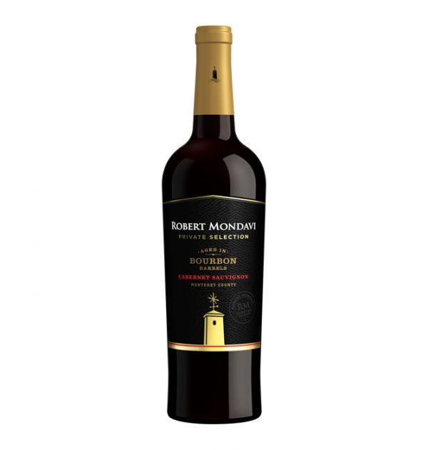 2018 Robert Mondavi Private Selection Bourbon Barrels Cabernet Sauvignon California