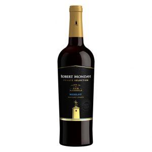 2018 Robert Mondavi Private Selection Rum Barrels Merlot California
