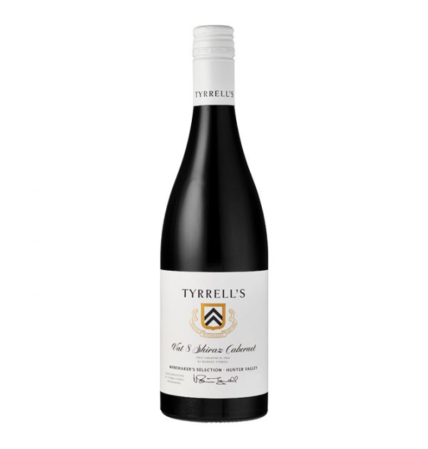 2018 Tyrrell's Vat 8 Shiraz Cabernet Hunter Valley