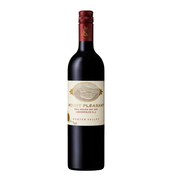 2018 Mount Pleasant Mountain D Full Bodied Dry Red Hunter Valley