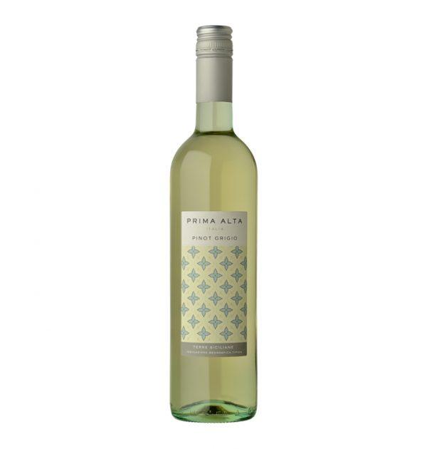 2020 Prima Alta Pinot Grigio Sicily Italy